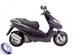 MOTOCICLETA KYMCO modelo 125,BET&WIN