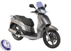 MOTOCICLETA KYMCO modelo 125-PEOPLE,S