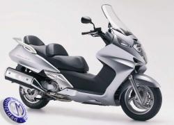 MOTOCICLETA HONDA modelo 125,S-WING