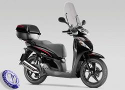 MOTOCICLETA HONDA modelo 125,SCOOPY-I-SPORT