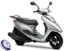 MOTOCICLETA YAMAHA modelo 125,VITY