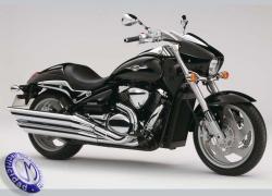 MOTOCICLETA SUZUKI modelo 1500,INTRUDER-M