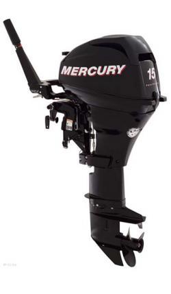 OUTBOARDS MERCURY modelo 15M 4S 4 TIEMPOS 15 HP