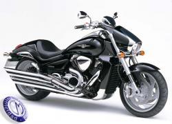 MOTOCICLETA SUZUKI modelo 1800,R-INTRUDER-M