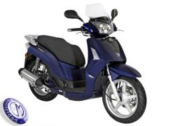 MOTOCICLETA KYMCO modelo 200,PEOPLE-S-I
