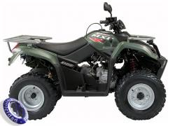 MOTOCICLETA KYMCO modelo 250,MXU