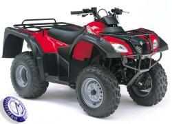ATV SUZUKI modelo 250,OZARK