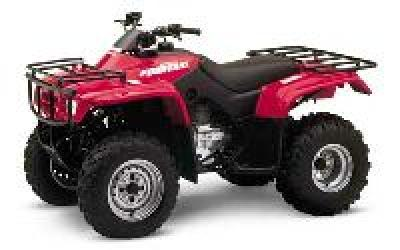 ATV HONDA modelo 250,SPORTRAX