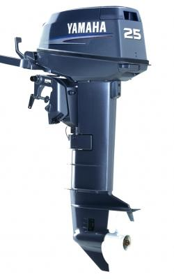 OUTBOARDS YAMAHA modelo 25NMHS, 25NMHL, 25NWCL