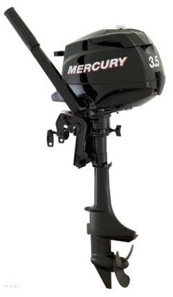OUTBOARDS MERCURY modelo 3.5 M 4 TIEMPOS 3,5 HP