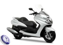 MOTOCICLETA YAMAHA modelo 400,MAJESTY