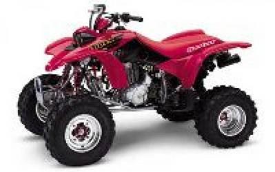 ATV HONDA modelo 400,SPORTRAX