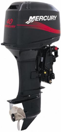 OUTBOARDS MERCURY modelo 40ELO SUPER 3 CYL 2 TIEMPOS 40 HP