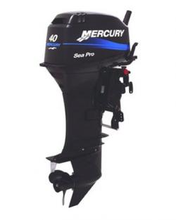 OUTBOARDS MERCURY modelo 40ML SEA PRO 40 HP