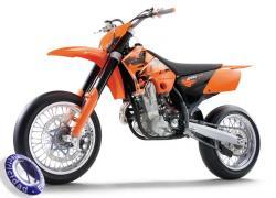 MOTOCICLETA KTM modelo 450SMR