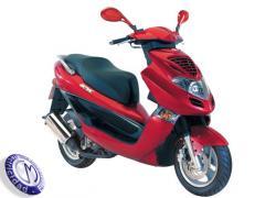 MOTOCICLETA KYMCO modelo 50,BET&WIN