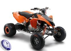 ATV KTM modelo 505,SX