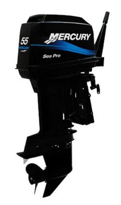OUTBOARDS MERCURY modelo 55M SEA PRO 55 HP