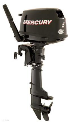 OUTBOARDS MERCURY modelo 5ML 4S 4 TIEMPOS 5 HP