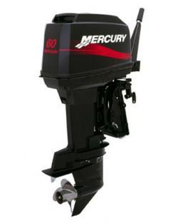 OUTBOARDS MERCURY modelo 60 ELPTO 2 TIEMPOS 60 HP