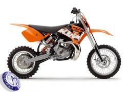 MOTOCICLETA KTM modelo 65SX