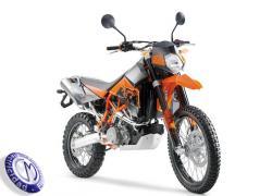 MOTOCICLETA KTM modelo 950,SUPER-ENDURO-R