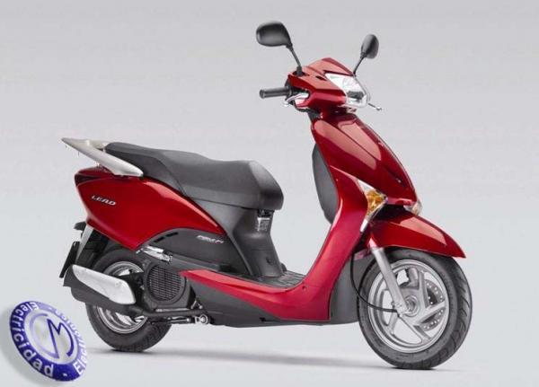 MOTOCICLETA HONDA modelo 110,LEAD