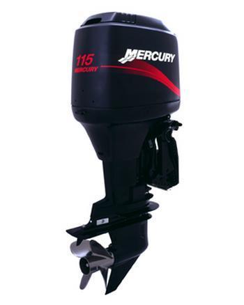 OUTBOARDS MERCURY modelo 115ELPTO 2 TIEMPOS 115 HP