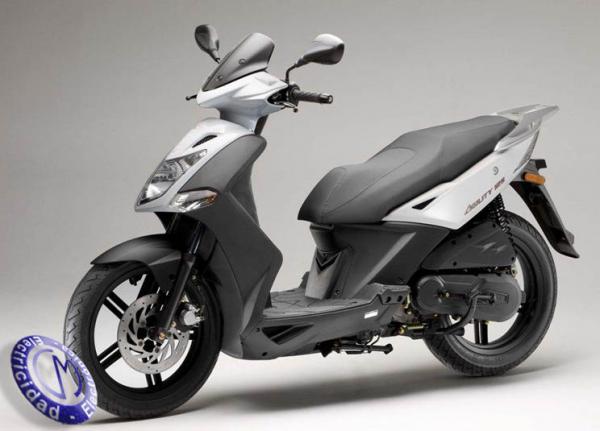 MOTOCICLETA KYMCO modelo 125,AGILITY-CITY