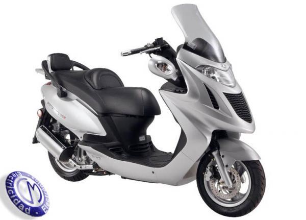 MOTOCICLETA KYMCO modelo 125,GRAND-DINK