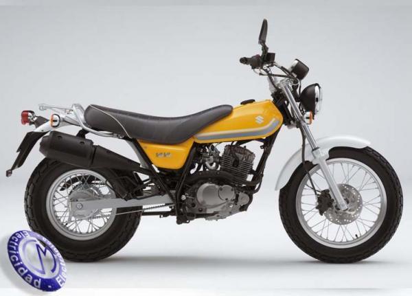 MOTOCICLETA SUZUKI modelo 125,VAN-VAN