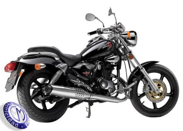 MOTOCICLETA KYMCO modelo 125,ZING-II