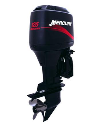 OUTBOARDS MERCURY modelo 125ELPTO 2 TIEMPOS 125 HP
