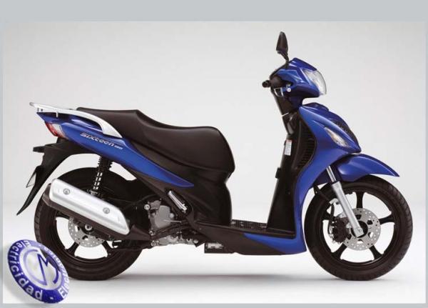 MOTOCICLETA SUZUKI modelo 150,SIXTEEN