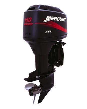 OUTBOARDS MERCURY modelo 150L EFI 2 TIEMPOS 150 HP