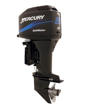 OUTBOARDS MERCURY modelo 200 XL EFI 2 TIEMPOS 200 HP