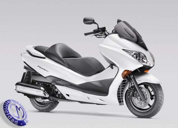 MOTOCICLETA HONDA modelo 250,FORZA-EX