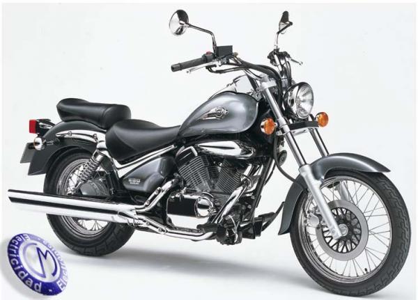 MOTOCICLETA SUZUKI modelo 250,INTRUDER-LC