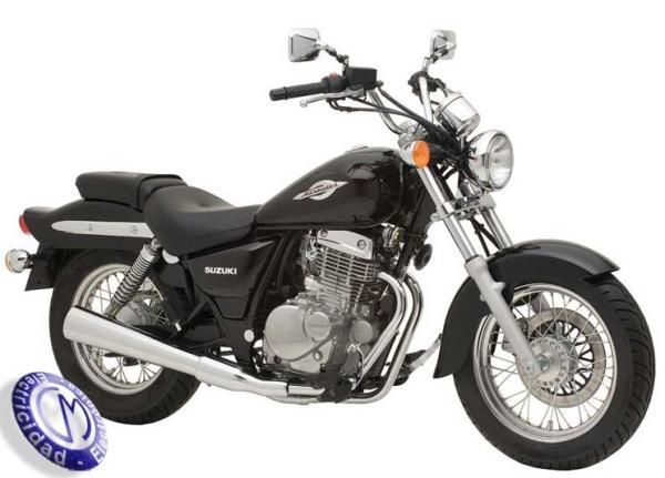 MOTOCICLETA SUZUKI modelo 250,MARAUDER