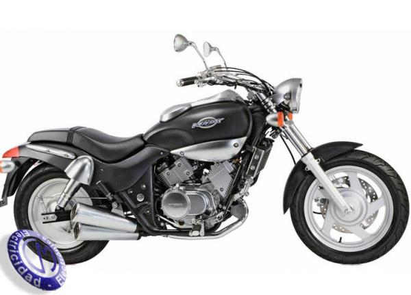 MOTOCICLETA KYMCO modelo 250,VENOX