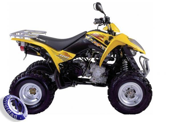 MOTOCICLETA KYMCO modelo 300,MAXXER