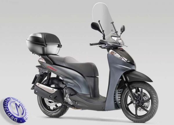 MOTOCICLETA HONDA modelo 300,SCOOPY-I-SPORT