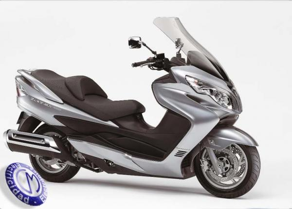 MOTOCICLETA SUZUKI modelo 400,BURGMAN