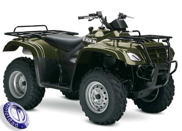 ATV SUZUKI modelo 400,EIGER