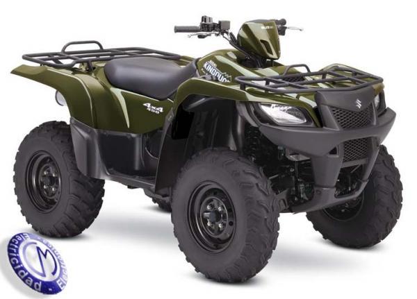 ATV SUZUKI modelo 450,KINGQUAD