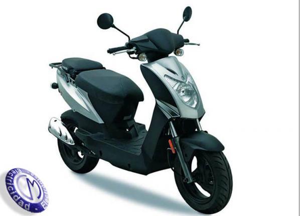 MOTOCICLETA KYMCO modelo 50,AGILITY