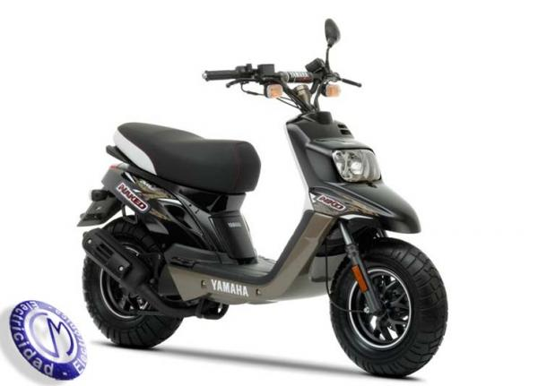MOTOCICLETA YAMAHA modelo 50,BWS-NAKED
