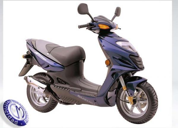 MOTOCICLETA SUZUKI modelo 50,KATANA