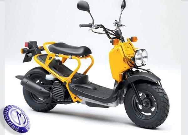 MOTOCICLETA HONDA modelo 50,ZOOMER