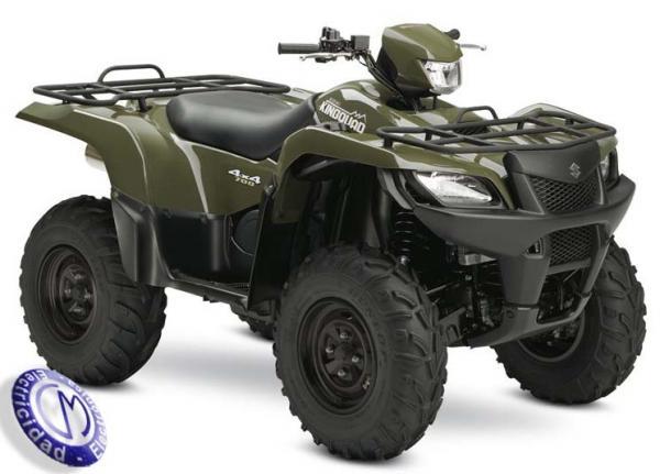 ATV SUZUKI modelo 700,KINGQUAD